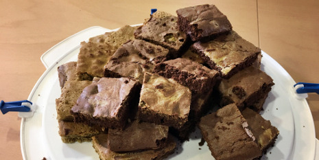 Brownies von Christian